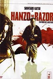 Hanzo the Razor: Sword of Justice Poster