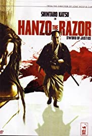 Hanzo the Razor: Sword of Justice Poster