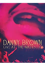 Danny Brown Live at the Majestic