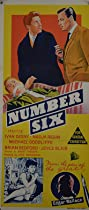 Number Six (1962) Poster