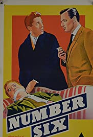 Number Six Poster