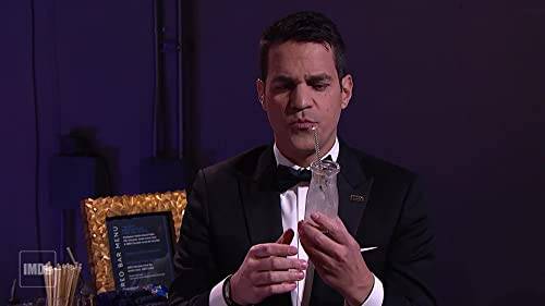 Dave Karger Gets His Sweet Fix