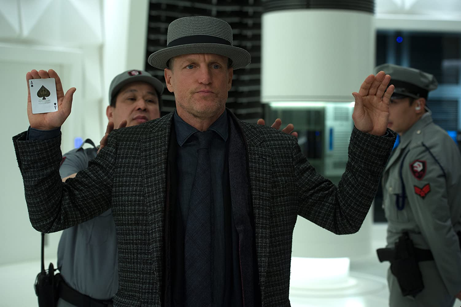 Woody Harrelson in Now You See Me 2 (2016)