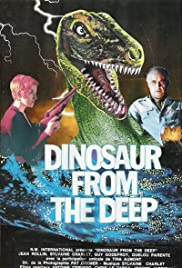 Dinosaur from the Deep Poster