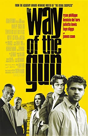Movie The Way of the Gun (2000)