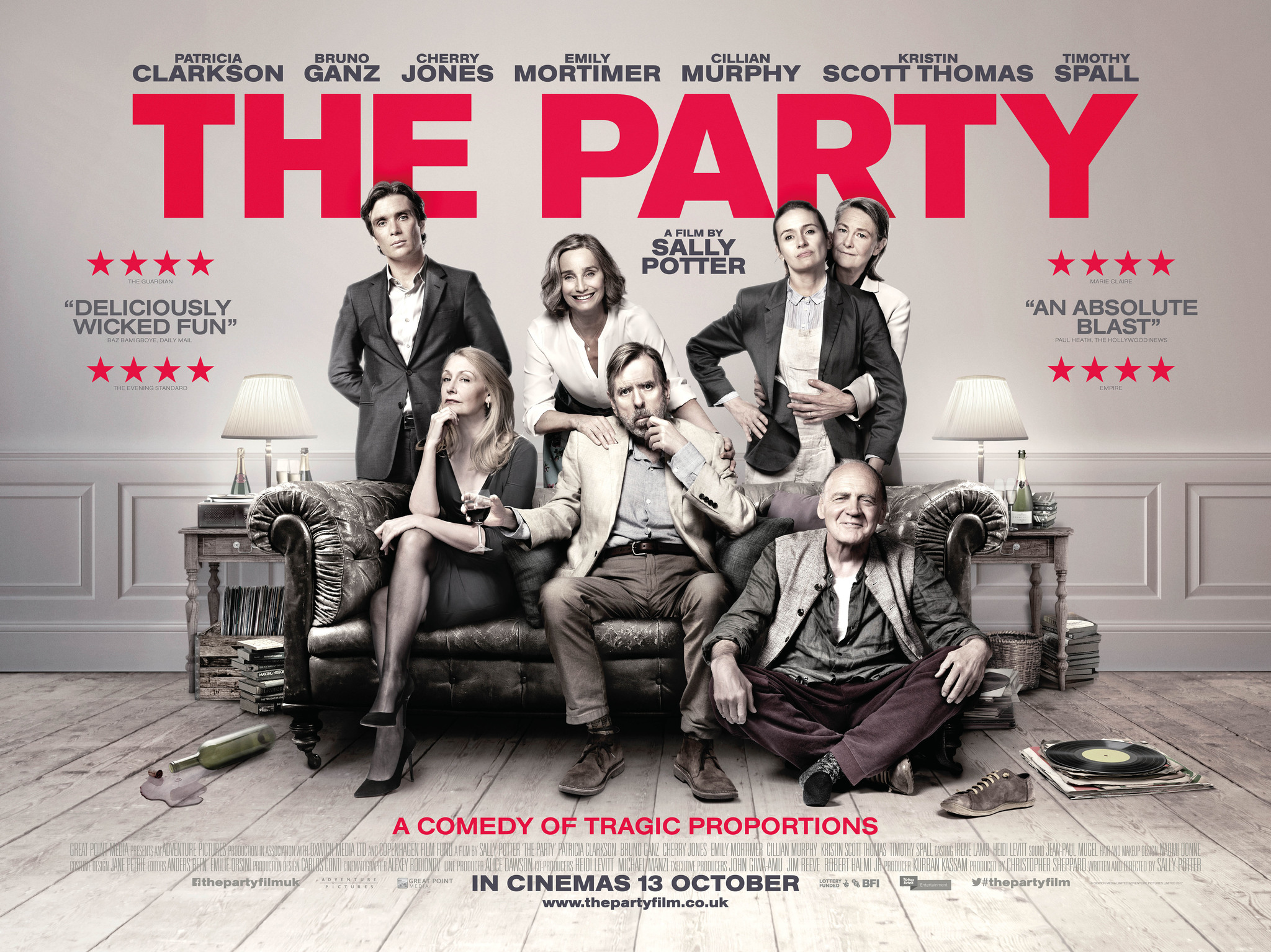 The Party (2017) - IMDb