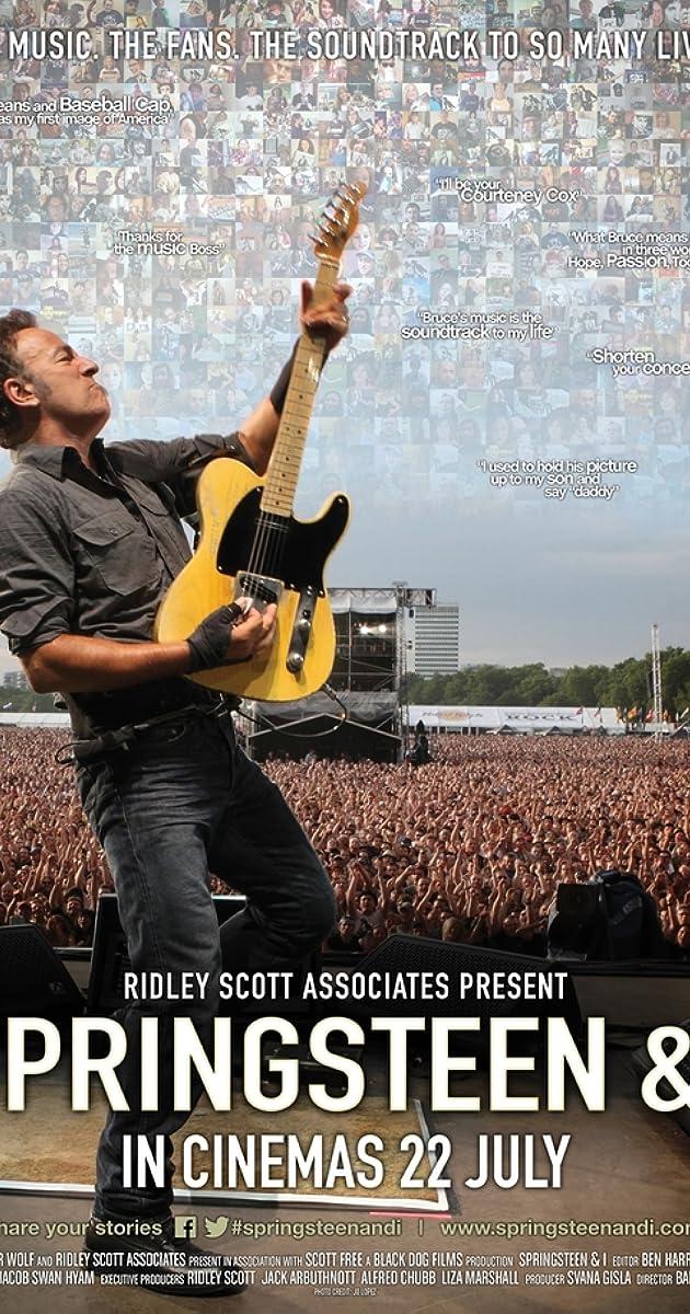 Subtitle of Springsteen & I