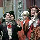 Nathan Lane and Barry Humphries in Nicholas Nickleby (2002)