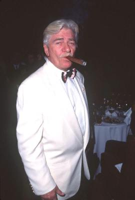 Seymour Cassel at an event for Evita (1996)