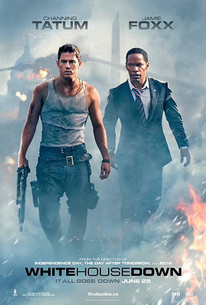 White House Down (2013) Tagalog Dubbed