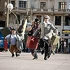 Jason 'Wee Man' Acuña, Bam Margera, and Ehren McGhehey in Jackass 3.5 (2011)