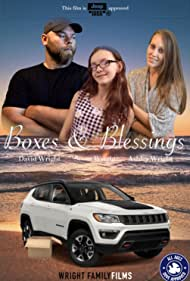 Ashley Hays Wright and David Wright in Boxes & Blessings (2019)