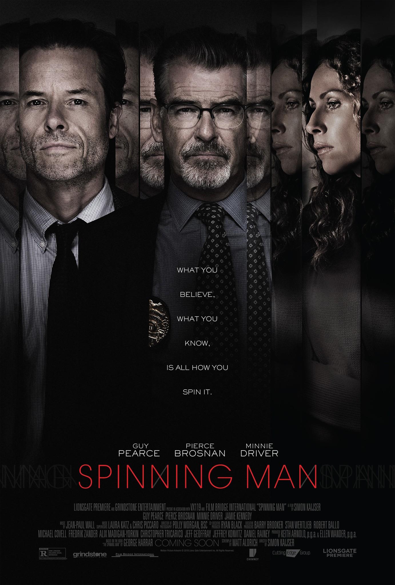 Spinning Man   Imdb
