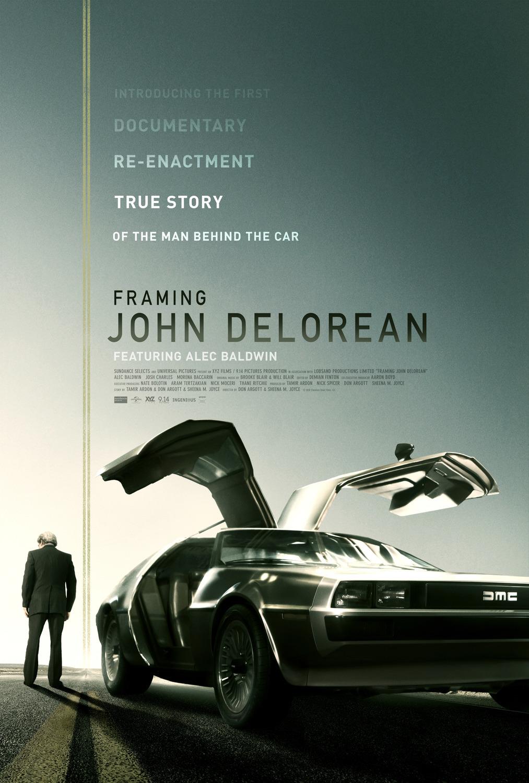 Framing John DeLorean (2019) - IMDb