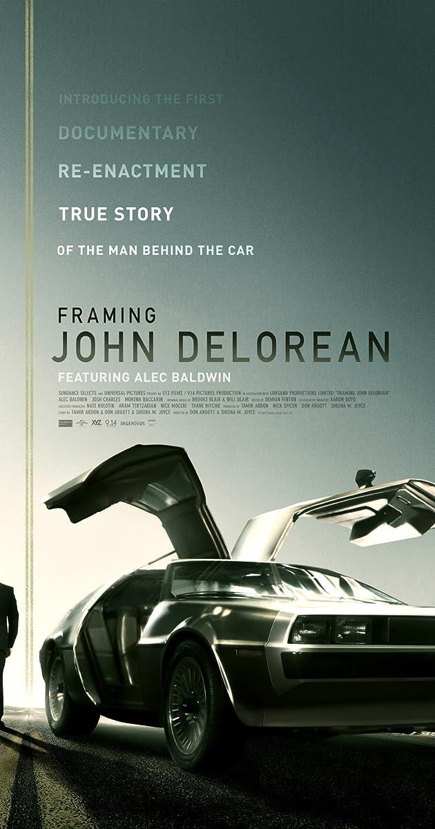 Subtitle of Framing John DeLorean