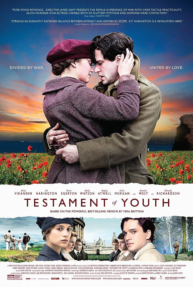 Jaunystės pažadas (2014)