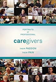 Portraits of Professional Caregivers: Their Passion, Their Pain Poster