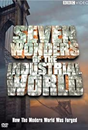 Seven Wonders of the Industrial World Poster