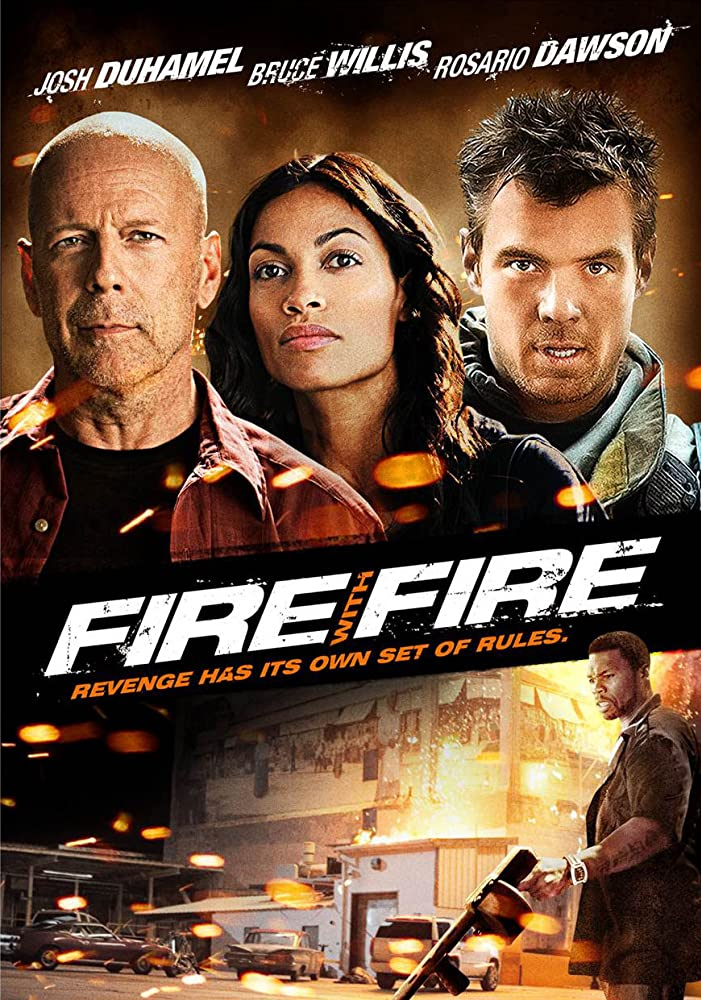 Fire with Fire (2012) Hindi Dubbed
