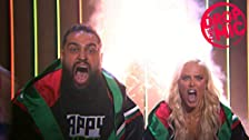 Mark Cuban vs. Rusev and Lana and The New Day vs. SWV
