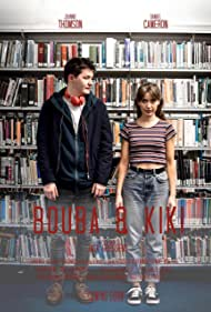 Daniel Cameron and Joanne Thomson in Bouba & Kiki (2019)