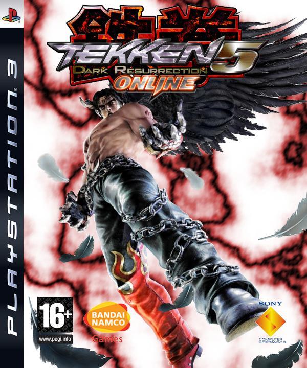 Tekken 5 Dark Resurrection Video Game 2005 Imdb