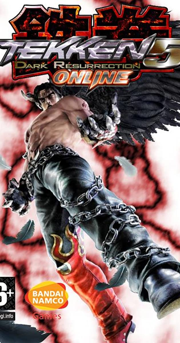 Tekken 5 Dark Resurrection Video Game 2005 Imdb