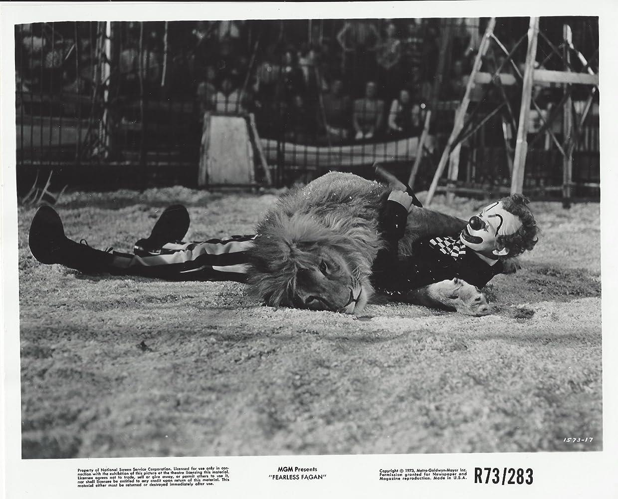 Fearless Fagan 1952