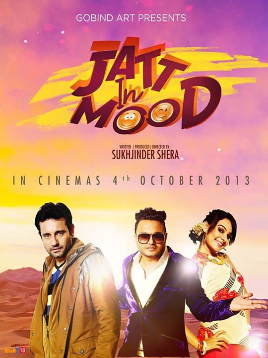 Jatt in Mood (2013) Punjabi 720p DVDRip 1.2GB