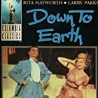 Rita Hayworth and Larry Parks in Down to Earth (1947)