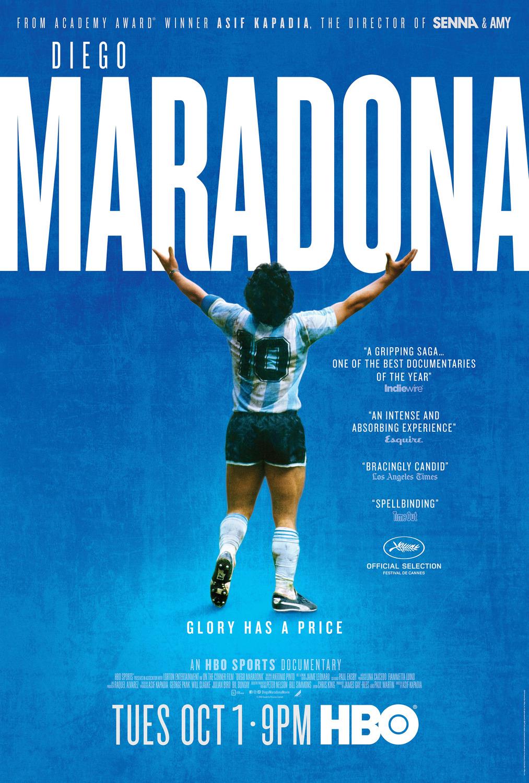 Diego Maradona (2019) - IMDb