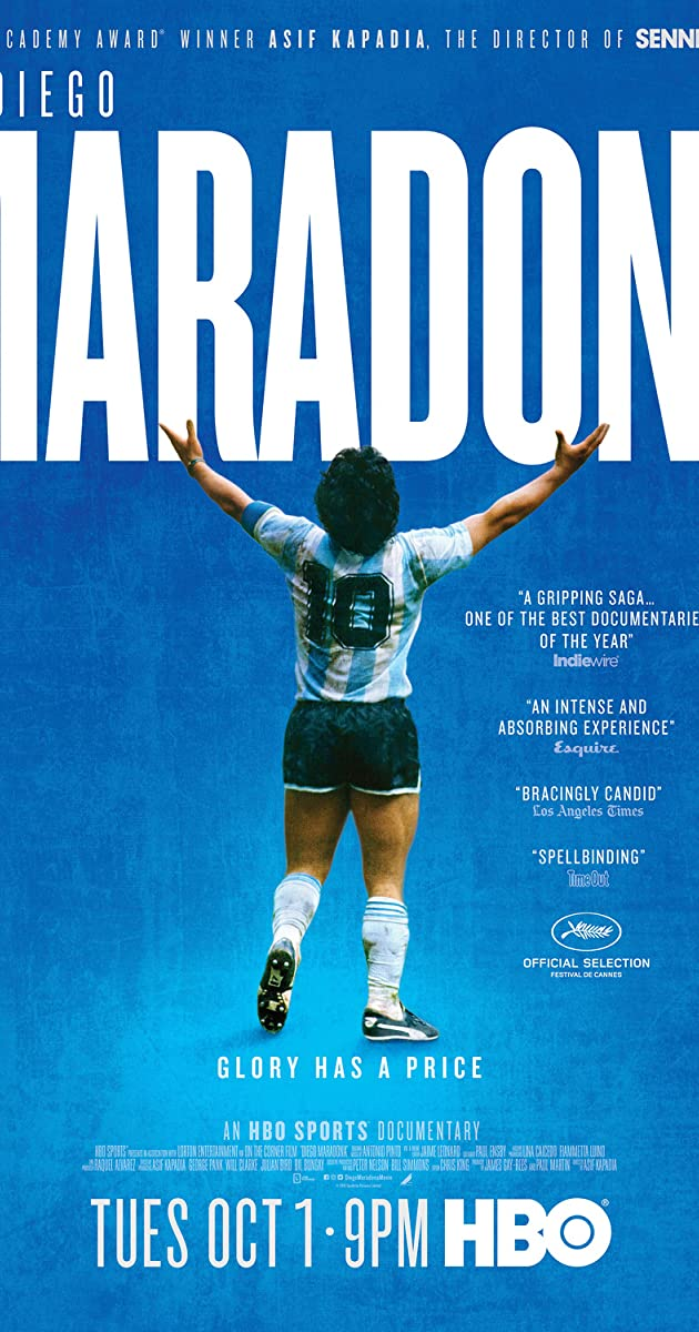 Diego Maradona Swedish Subtitles
