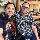 David Albala and Carlos Nuñez in Pacto de Fuga (2020)