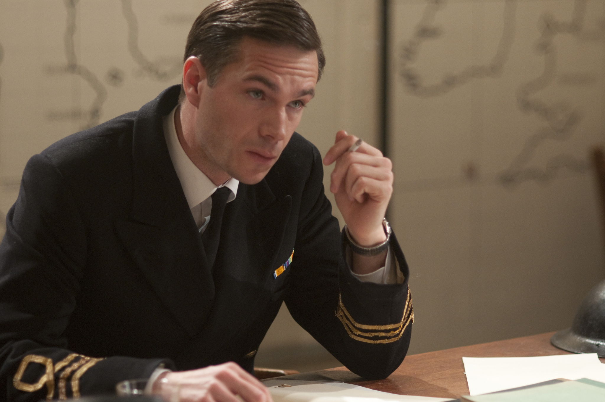 James D'Arcy in Age of Heroes (2011)