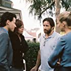 David Duchovny, Sigourney Weaver, Judy Greer, and Ioan Gruffudd in The TV Set (2006)