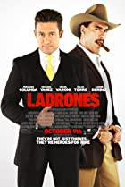 Ladrones (2015) Poster