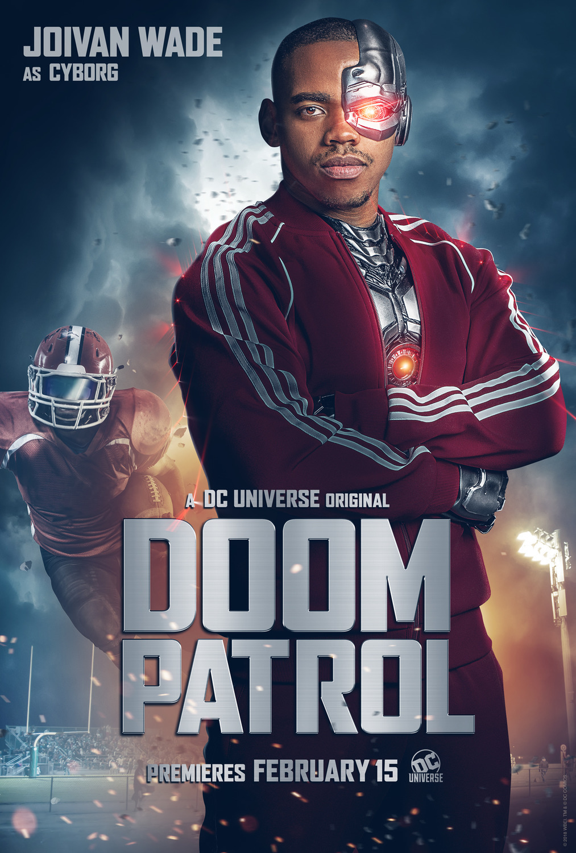 Doom Patrol Tv Series 2019 Photo Gallery Imdb