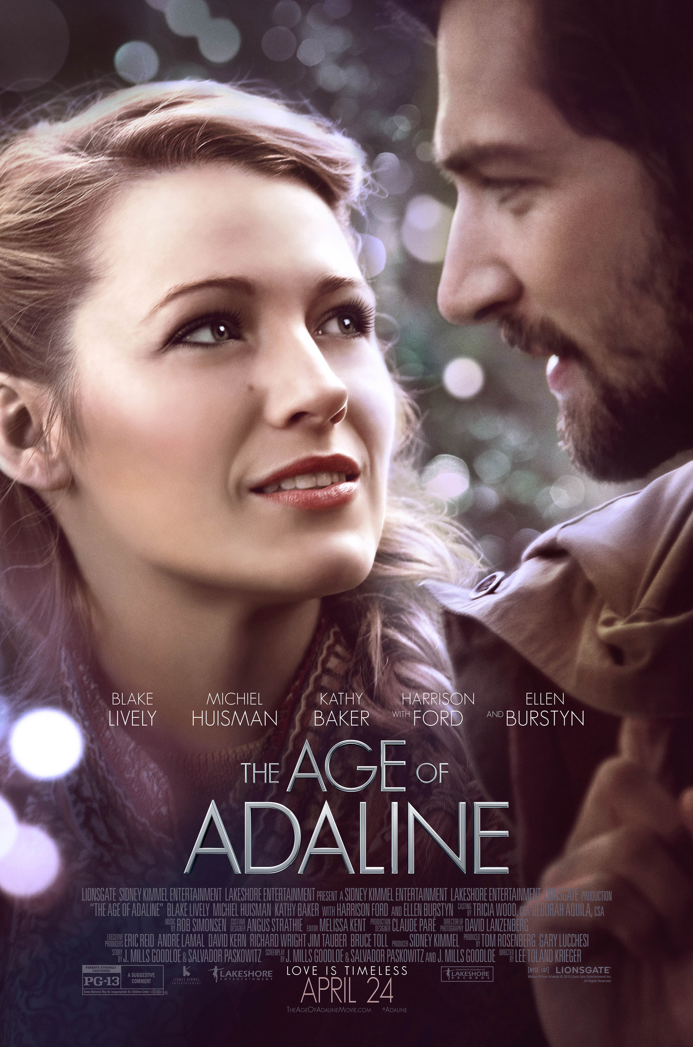The Age of Adaline (2015) - IMDb