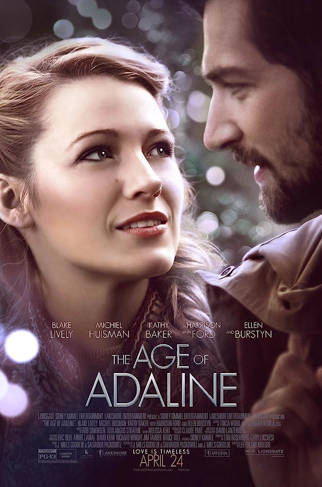 The Age of Adaline (2015) อดาไลน์ หยุดเวลา รอปาฏิหาริย์รัก