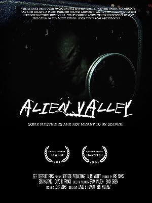 Where to stream Alien Valley
