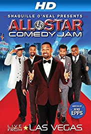 Shaquille O'Neal Presents: All Star Comedy Jam - Live from Las Vegas (2014) 1080p