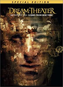 Dream Theater: Metropolis 2000 - Scenes from New York by Mike Portnoy
