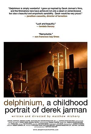 Delphinium: A Childhood Portrait of Derek Jarman 2009 11