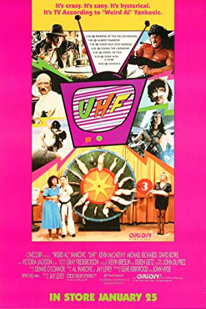 poster for UHF