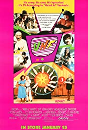 UHF (1989) Poster - Movie Forum, Cast, Reviews