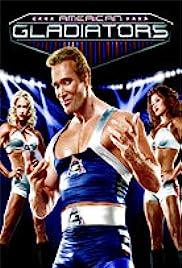 American Gladiators Poster - TV Show Forum, Cast, Reviews