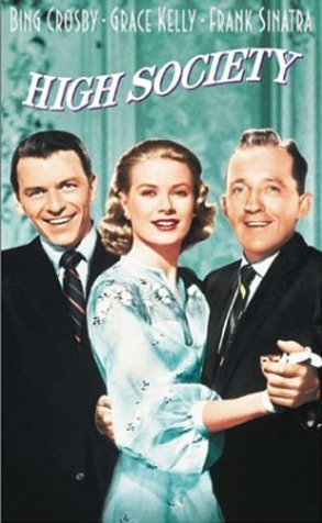 Grace Kelly, Frank Sinatra, and Bing Crosby in High Society (1956)