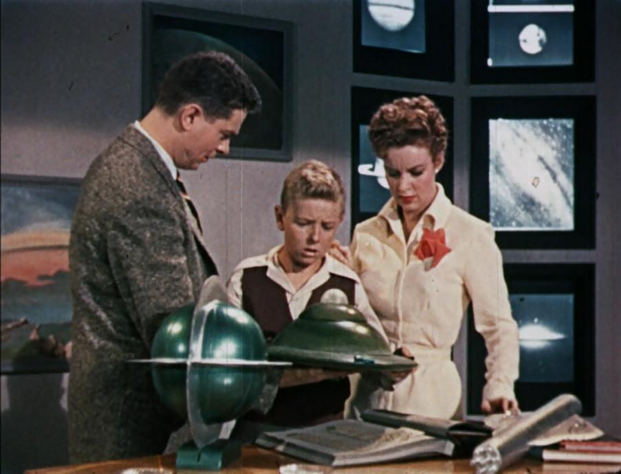 Invaders from Mars (1953) - Photo Gallery - IMDb