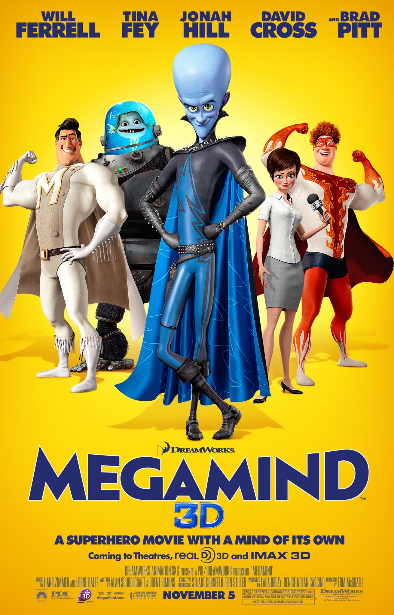 Megamind (2010) - IMDb
