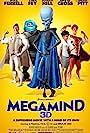Brad Pitt, Will Ferrell, David Cross, Tina Fey, and Jonah Hill in Megamind (2010)